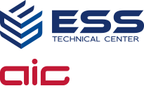 Logos ESS y AIC